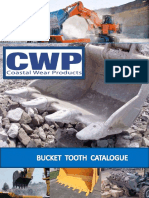 CWP Tooth Catalogue