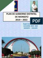 Peru Podemos - Plan de Gobierno 2018