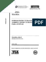 TIA EIA 222-F