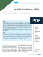 Hernia Discal Traumatic A Indicaciones Medico Legales
