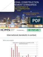 International Construction Measurement Standards