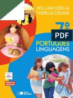 327350400 Livro de Portugues Linguagens 7º Ano Editora Saraiva