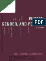 (Mona Lena Krook & Sarah Childs) Women, Gender, And Politics. a Reader