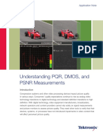 Understanding PQR, DMOS, And PSNR Measurements_28W-21224-0