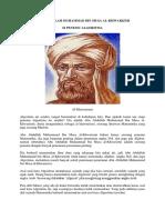 Abu Abdullah Muhammad Bin Musa Al