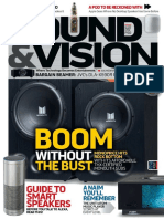Sound & Vision 2018-06
