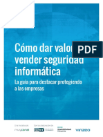 eBook Vender Seguridad Muycanal