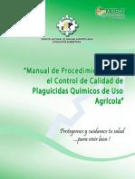 Manual de Cont Calidad Plaguicidas 2013