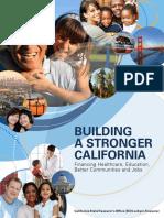 California Building a Stronger California Accomplishments