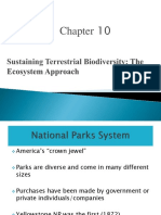 Chapter 10 Terrestrial Biodiversity PPT