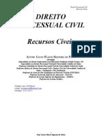 Apostila Recursos Cíveis - Prof. Lúcio Flávio