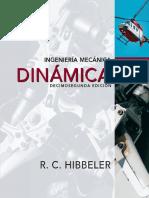 Ingeniería Mecánica - Dinámica - Hibbeler