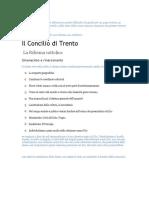 11. Il Concilio Di Trento