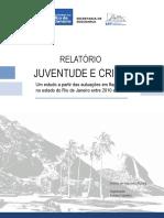 Relatório Juventude Crime 2016