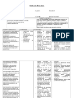 Planificación Anual Del Área Calculo Nb1
