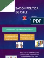 Organización Política de Chile 4 Basico