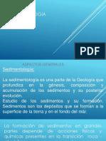 Sedimentalogía