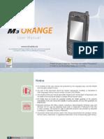 m3orange Manual En