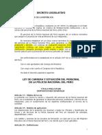Nueva Ley Pnp