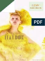 Italbox 2015 - Tabela de Preços