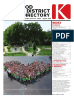 Kirkwood School District Directory 2018-19