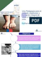 MÓDULO 3 UNA PEDAGOGÍA PARA EL CUIDADO RESPETUOSO Y FORMACIÖN INTEGRAL PRIMER CICLO.pdf