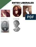 Presidentes de Guatemala Conservadores y Liberales