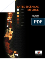 Artes Escenicas en Chile