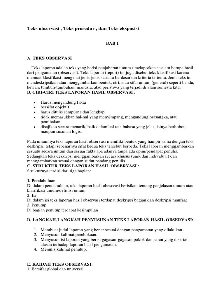 Bahan Ajr Bahasa Indonesia K 13 Sma
