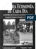 Nuestra Economía de Cada Día - Fontaine, Schenone
