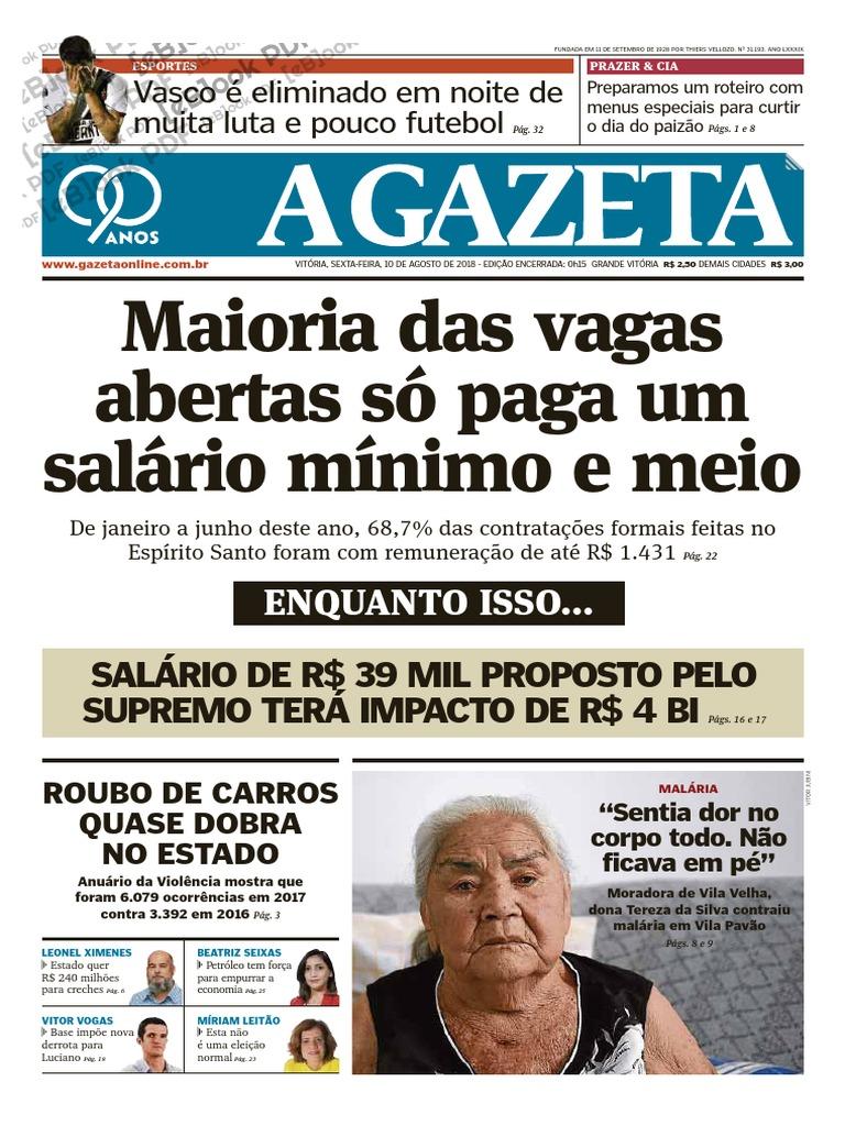 1eb88cf3b Jornal A Gazeta