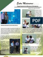 Boletin 178 Informe Misionero de Cabo Verde (Africa) - Agosto 20 2010