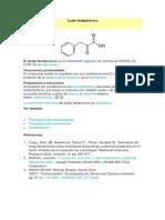 Ácido fenilpirúvico