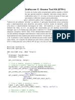 Linguagem C Com GTK