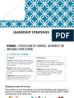 6 Leadership Strategies