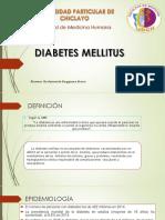 Diabetes Mellitus Bbbbb