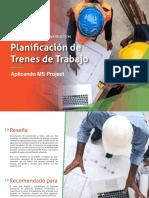 Planificación de Trenes de Trabajo