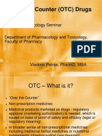 OTC drugs