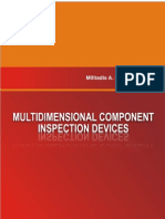 Multidimensional Component Inspection Devices
