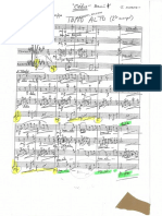Albeniz - Cádiz (Sax Quartet)