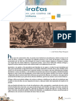 Los piratas que asolaban las costas de Mazagón y Doñana