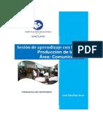 sesion de aprendizaje con rutas -comunicación.docx