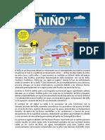 El Fenómeno Del Niño