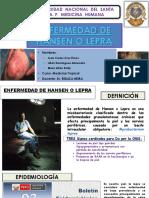 Exposicion Lepra