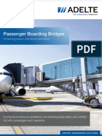 Passenger Boarding Bridges Adelte
