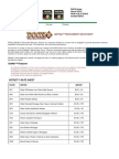 Lender Processing Services' DOCX Document Fabrication Price Sheet
