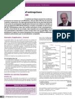 Regroupements d'entreprises RFC