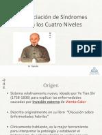 II 05 Diferenciación de Síndromes Según Los Cuatro Niveles 2015