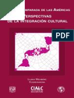 Historia Comparada de Las Americas Perspectivas de La Integración Cultural Tomo-5