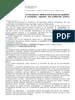 Ordin 1102 2008 Avizare Depozitare Muniţii